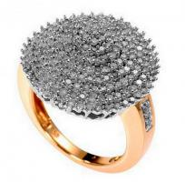 Damen Diamantring
