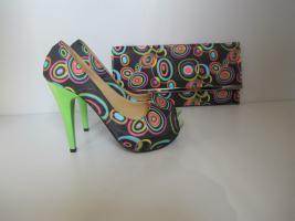 Foto 2 Damen High Heels-verschiedene Modelle und Farben-NEU