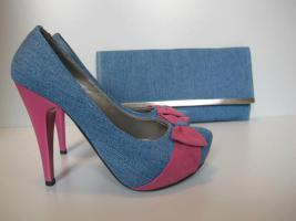 Foto 3 Damen High Heels-verschiedene Modelle und Farben-NEU
