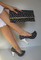 Foto 13 Damen High Heels-verschiedene Modelle und Farben-NEU