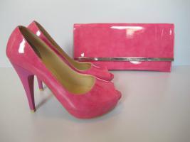 Foto 14 Damen High Heels-verschiedene Modelle und Farben-NEU