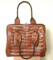 Damen-Kroko-Tasche