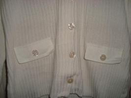 Foto 6 Damen-Pullover/Shirtjacke, Größe 36/38