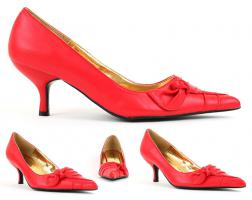 Foto 4 Damen Pumps unter 10, - €