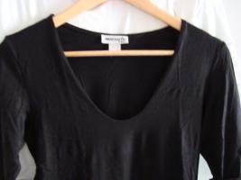 Foto 2 Damen-Shirt, 2Stück, schwarz, weiß, Größe 36