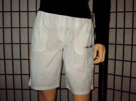 Shorts-weiß
