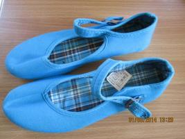Damen Slipper Ballerinas Schuhe neu Größe 38 ungetragen Beegim shoes
