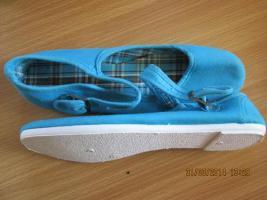 Foto 2 Damen Slipper Ballerinas Schuhe neu Größe 38 ungetragen Beegim shoes