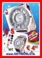 Damen Uhr 10 Bandfarben nur € 4,60 - versandkostenfrei