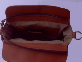 Foto 3 Damenhandtasche, Ledertaschen, Schultertasche,  Handtasche, Unikat, Neu
