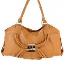 Damentasche camel, cognac, Handtasche