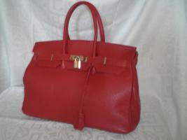 Damentasche , Leder- Handtasche / Bags of Stars