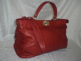 Foto 6 Damentasche , Leder- Handtasche / Bags of Stars