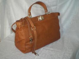 Foto 7 Damentasche , Leder- Handtasche / Bags of Stars