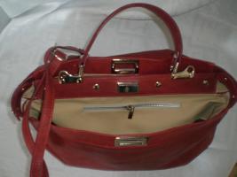 Foto 8 Damentasche , Leder- Handtasche / Bags of Stars