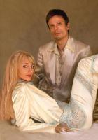 Das Duo ''Dena Davies & Roald Raschner''