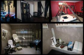 Foto 2 Das Fetisch Studio kann auch Tagesweise oder auf Stundenbasis anmieten