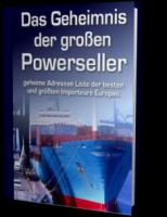 Das Geheimnis der grossen Powerseller ( E-Book im PDF-Format)