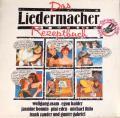 Das Liedermacher Rezeptbuch ° Vinyl LP ° 1974