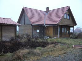 Das Schnäppchen 1kleine Holzhauswohnanlage mit.Haupthaus, Gästehaus, Remise und Abstellhaus für Ihre Freizeit