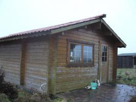 Foto 3 Das Schnäppchen 1kleine Holzhauswohnanlage mit.Haupthaus, Gästehaus, Remise und Abstellhaus für Ihre Freizeit