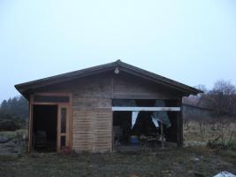 Foto 6 Das Schnäppchen 1kleine Holzhauswohnanlage mit.Haupthaus, Gästehaus, Remise und Abstellhaus für Ihre Freizeit