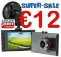 Dashcam DVR KKMOON 1080p nur 12€ versandkostenfrei