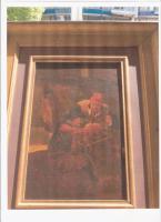 David Teniers 1610 - 1690 Gemälde auf Eiche Panel: