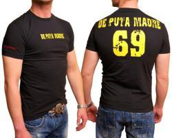 De Puta Madre Shirt Modell 2010/2011 nur 19,95 EUR