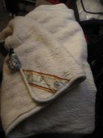 Decke Reine Schurrwolle Merino -Soft, Bettdecke