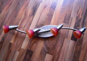 Foto 2 Deckenlampe Orange 4 Leuchteinheiten30,00 €