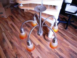 Deckenlampe Orange 5 Leuchteinheiten25,00 €