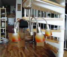 Foto 2 Deckenlampe Orange 5 Leuchteinheiten25,00 €