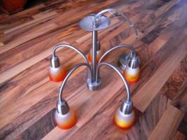 Foto 3 Deckenlampe Orange 5 Leuchteinheiten25,00 €
