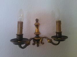 Foto 3 Deckenleuter mit zwei wandleuchten