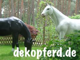 Foto 6 Deco Horse als Deko Für Ihr Geschäft … zum grasend oder …