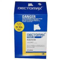 Dectomax Pour-On 1ltr. Entwürmer für nicht laktierenden Rinder.