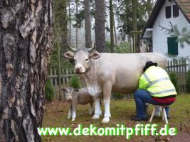 Foto 6 Deine Gattin möchte ne Deko Kuh gern im Garten haben… ja warum net eine Liesel von der Alm oder vielleicht doch …