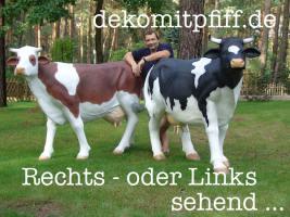 Foto 5 Deko Kuh ist nicht gleich Deko Kuh - welches Deko Kuh - Modell würden Sie erwerben wolln … www.dekomitpfiff.de