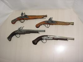 Deko-Pistolen