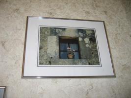 Foto 12 Dekoartikel, wie Zinn, Delft, Bilder usw.