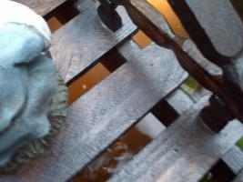 Foto 6 Dekorative Teichbrücke ''San Francisco'' Massivholz