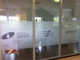 Dekorfolien - Fensterfolien - Blickdichte Sichtschutzfolien