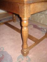 Foto 2 Delft Fliesen Kacheln Tisch Wohnzimmer antik violett