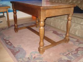 Foto 4 Delft Fliesen Kacheln Tisch Wohnzimmer antik violett