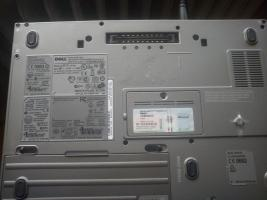 Foto 5 Dell D630 2,2 Ghz 2 Gb-Ram 120 Gb Festplatte