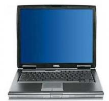 Dell Latitude D520 Intel core Duo 1660MHz 1024MB 60GB Notebook Laptop