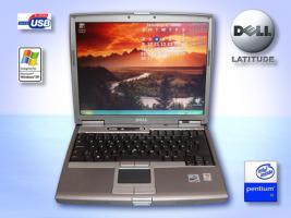 Dell Latitude D600 Pentium M 1,4 GHz