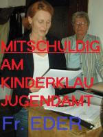 Carola Eder Mitt�terin am Kinderhandel