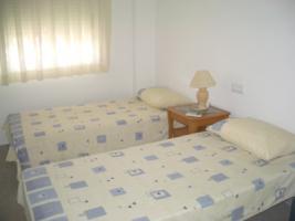 Foto 3 Denia, Spanien langzeitmiete ecke apartment Erdgeschoss mit privatem Garten